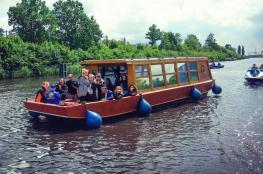 Gliwice Atrakcja Rejs wycieczkowy Marina Gliwice