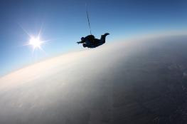 Gliwice Atrakcja Skok ze spadochronem STREFA SILESIA