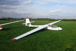 Gliwice Atrakcja Lot szybowcem Aeroklub Gliwicki
