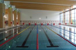 Gliwice Sośnica Atrakcja Basen  Pływalnia NEPTUN