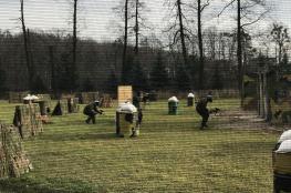 Kozłów Atrakcja Paintball Paintball Gliwice