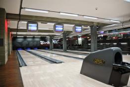 Gliwice Atrakcja Kręgielnia Strike Bowling Club