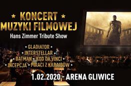 Gliwice Wydarzenie Koncert Koncert Muzyki Filmowej - Hans Zimmer Tribute Show