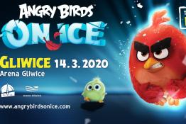 Gliwice Wydarzenie Widowisko Angry Birds on Ice