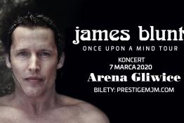 Gliwice Wydarzenie Koncert James Blunt